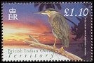 Cl: Striated Heron (Butorides striata)(Repeat for this country)  SG 304 (2004) 325 [3/2] I have 2 spare [1/24]