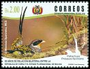 Cl: Swallow-tailed Cotinga (Phibalura flavirostris) <<Palkachupa>>  new (2015)  [10/3]