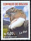 Cl: Andean Condor (Vultur gryphus)(Repeat for this country)  SG 1762 (2007) 275 [4/21]