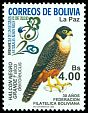 Cl: Orange-breasted Falcon (Falco deiroleucus) <<Halcon negro grande>>  SG 1618 (2002) 325