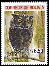 Cl: Great Horned Owl (Bubo virginianus) SG 1769 (2007) 350 [4/26]