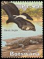 Cl: Verreaux's Eagle (Aquila verreauxii) <<Black Eagle>>  SG 1010 (2004) 150 [2/31]