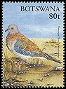 Cl: Laughing Dove (Streptopelia senegalensis) SG 1045 (2005) 45 [5/14]