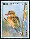 Cl: Brown-hooded Kingfisher (Halcyon albiventris) SG 1069 (2007) 140 [4/10]