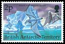 British Antarctic Territory SG 291 (1998)