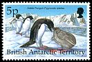 Cl: Adelie Penguin (Pygoscelis adeliae)(Repeat for this country)  SG 292 (1998) 200
