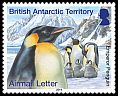Cl: Emperor Penguin (Aptenodytes forsteri)(Repeat for this country) (I do not have this stamp)  SG 643 (2014)