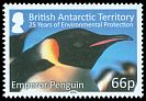 Cl: Emperor Penguin (Aptenodytes forsteri)(Repeat for this country)  SG 686 (2016)