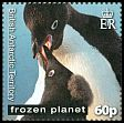 Cl: Adelie Penguin (Pygoscelis adeliae)(Repeat for this country) (I do not have this stamp)  SG 562 (2011)