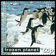Cl: Adelie Penguin (Pygoscelis adeliae)(Repeat for this country) (I do not have this stamp)  SG 565 (2011)