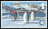 Cl: Chinstrap Penguin (Pygoscelis antarctica)(Repeat for this country)  SG 694 (2016)