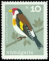 Cl: European Goldfinch (Carduelis carduelis) SG 1522 (1965) 250