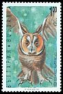 Cl: Northern Long-eared Owl (Asio otus) SG 3894 (1992) 70