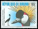 Cl: Grey Crowned-Crane (Balearica regulorum)(Repeat for this country)  SG 1614 (1997) 100