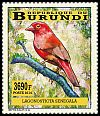 Cl: Red-billed Firefinch (Lagonosticta senegala)(I do not have this stamp)  new (2014)