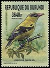 Cl: Eurasian Golden Oriole (Oriolus oriolus)(Repeat for this country)  new (2016)