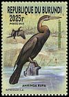 Cl: African Darter (Anhinga rufa)(Repeat for this country)  new (2016)