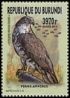 Cl: European Honey-buzzard (Pernis apivorus)(I do not have this stamp)  new (2016)