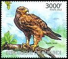Cl: Tawny Eagle (Aquila rapax)(I do not have this stamp)  new (2012)