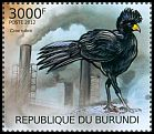 Cl: Great Curassow (Crax rubra)(Out of range)  new (2012)  [8/11]