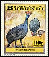 Cl: Helmeted Guineafowl (Numida meleagris)(Repeat for this country)  new (2014)