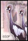 Cl: Grey Crowned-Crane (Balearica regulorum)(Repeat for this country)  SG 1668 (2004)  [3/30]