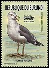 Cl: Lesser Black-backed Gull (Larus fuscus)(I do not have this stamp)  new (2016)