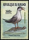 Cl: Common Tern (Sterna hirundo)(I do not have this stamp)  new (2016)