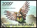 Cl: Brown-necked Parrot (Poicephalus robustus)(Repeat for this country)  new (2011)  [7/45]