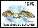 Cl: Barn Owl (Tyto alba)(I do not have this stamp)  new (2011)
