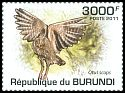 Cl: European Scops-Owl (Otus scops)(I do not have this stamp)  new (2011)