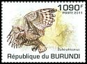 Cl: Spotted Eagle-Owl (Bubo africanus)(Repeat for this country)  new (2011)  [7/45]