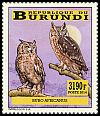 Cl: Spotted Eagle-Owl (Bubo africanus)(Repeat for this country)  new (2014)
