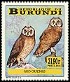 Cl: Marsh Owl (Asio capensis)(Repeat for this country)  new (2014)