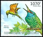 Cl: Green Bee-eater (Merops orientalis)(Out of range)  new (2012)  [8/11]