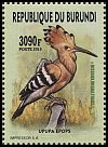 Cl: Eurasian Hoopoe (Upupa epops)(Repeat for this country)  new (2016)