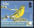 British Virgin Is SG 1168 (2005)