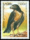 Cl: Red-tailed Hawk (Buteo jamaicensis)(Out of range)  SG 1941 (1999) 140
