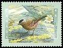 Cl: Grey-crowned Rosy-Finch (Leucosticte tephrocotis) <<Roselin a tete grise>>  SG 1782 (1998) 140