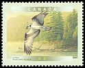 Cl: Osprey (Pandion haliaetus) <<Balbuzard pecheur>>  SG 1975 (2000) 85
