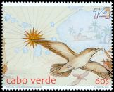 Cl: Cape Verde Shearwater (Calonectris edwardsii)(Endemic or near-endemic)  new (2010)  [6/49]