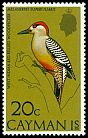 Cl: West Indian Woodpecker (Melanerpes superciliaris) SG 340 (1974) 425