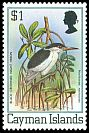 Cl: Black-crowned Night-Heron (Nycticorax nycticorax) SG 523 (1980) 450