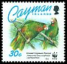Cl: Cuban Parrot (Amazona leucocephala caymanensis)(Endemic or near-endemic)  SG 768 (1993) 225
