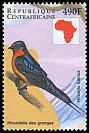 Central African Republic new (1999)