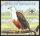 Cl: African Fish-Eagle (Haliaeetus vocifer)(Repeat for this country)  new (1998)