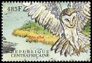 Cl: Barn Owl (Tyto alba)(Repeat for this country)  new (2000)