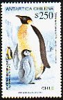 Cl: Emperor Penguin (Aptenodytes forsteri)(Repeat for this country)  SG 1468 (1992) 375