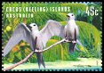 Cl: White Tern (Gygis alba)(Repeat for this country)  SG 379 (1999)