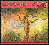 Colombia SG 2170 (1998)